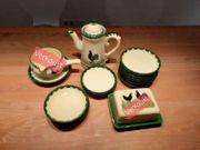 Hahn und Henne Zeller Keramik