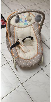 Verkaufe Hauck Bungee Deluxe Babywippe