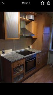Einbauküche Küchenzeile mit E-Geräte