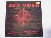 LP Maxi-Single Mysterious Art-Das Omen
