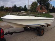 Elba 450 Motorboot Konsolenboot