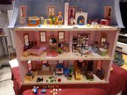 Playmobil Dollhaus komplett mit allen