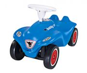 Bobby Car blau mit Anhänger