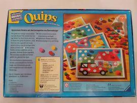 Gesellschaftsspiele - Quips Lernspielzeug sehr gut erhalten