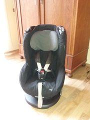 Kindersitz MaxiCosi Tobi schwarz unfallfrei