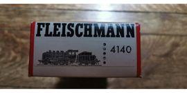 Bild 4 - Fleischmann Dampflok 4140 Spur H0 - Worms Neuhausen