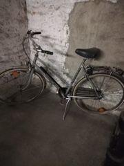 Fahrrad antik im top Zustand