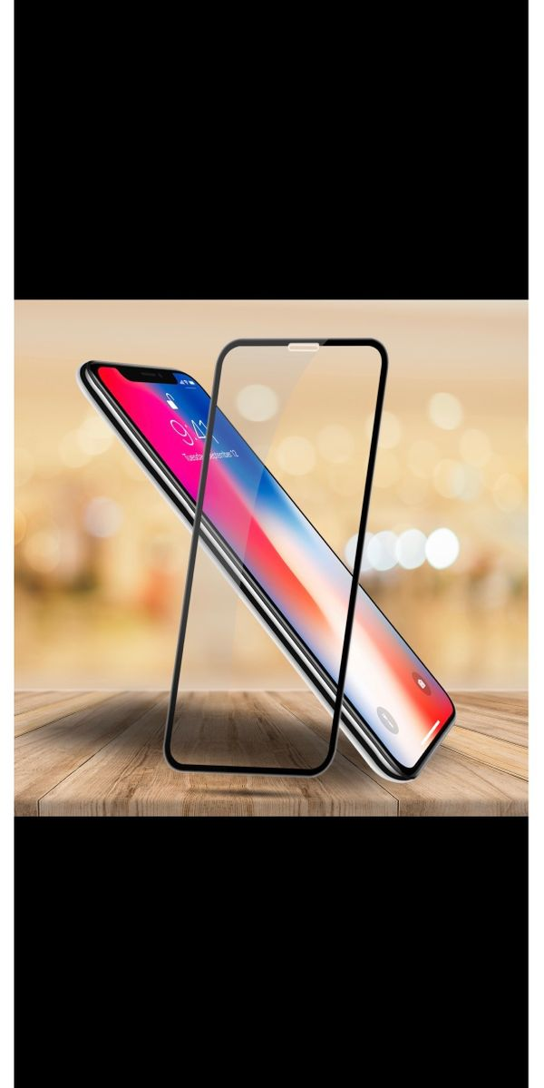 Schutzglas 5D für I Phone