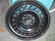4 Stahlfelgen für Reifen 215