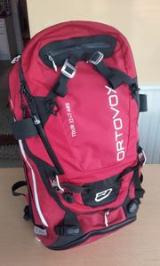 Lawinenairbag ABS-Rucksack Ortovox 32 7