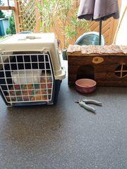 Transportbox für Kleintiere Nagerhaus Zubehör