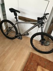 Titan Mountainbike Hardtail mit Lefty