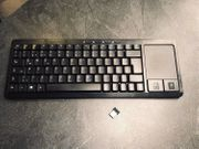 Tastatur Keyboard wireless drahtlos Neuwertig