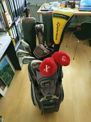 Golf-Ausrüstung Golf-Set komplett - Sofort loslegen