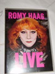 Romy Haag - Live DVD
