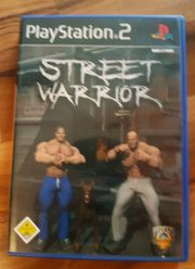PS 2 - Spiel Street Warrior