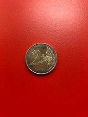Seltene 2 Münze
