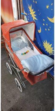 DDR-Puppenwagen