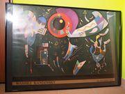 Wassily Kandinsky Um den Kreis
