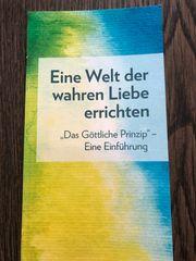 Buch Das Göttliche Prinzip - Einführung