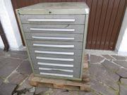 Schubladenschrank 750x780x1010 mm - 9 Laden -
