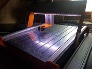 CNC-Fräse Stepcraft 600 2 Zubehör