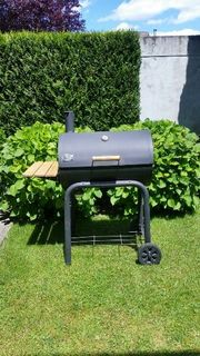 BBQ Scout Grill