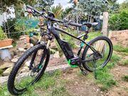 Cooles schnelles E-Bike von BULLS SIX50