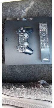 Playstation plus Fernbedienung plus Spiele
