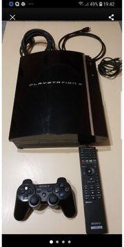 Playstation 3 Piano Black