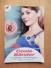 Scoubidou - Coole Bänder Knoten-Kult aus