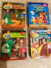 Hexe Lilli Puzzlebücher