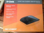 D- Link 5 Port Fast