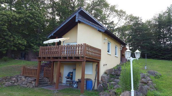2 gepflegte Wochenendhäuser bei Bad