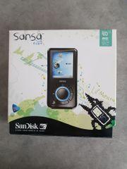 Sansa e260 ScanDisk 4GB