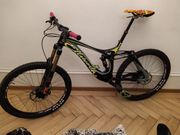 Ellsworth Vollkarbon Enduro MTB
