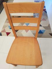 Stuhl Buche massiv 6 Stück