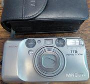 Fotokamera Minolta Riva Zoom 115