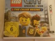 Lego City The Chase Begings