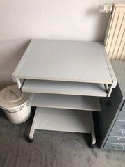 platzsparender Schreibtisch PC-Tisch Büro