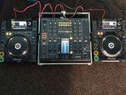 Bundle Pioneer 2 x CDJ