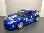 PORSCHE 911 GT3 - BBURAGO - 1