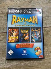 Rayman Jubiläums - Ausgabe PS2 Spiel