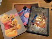 3x Winnie Pooh Friends Bilder