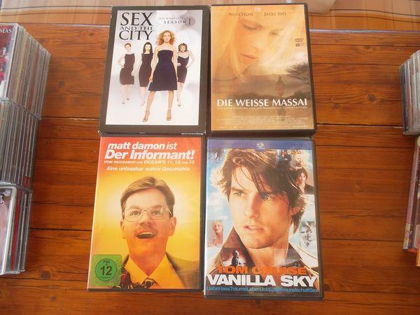 DVD s und CD s