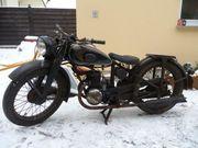 Zündapp Motorrad DB Z DBK