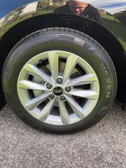 Originale Audialufelgen Reifen Komplett Neu