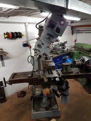 Fräsmaschine Beavermill MK 2 ähnlich