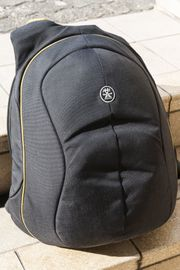 Crumpler Fotorucksack Muffin Top Full