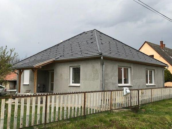 Ungarn Saniertes Haus südlich des